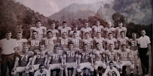 The 1959 state champion Lynch East Main Bulldogs