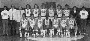 Edmonson County's 1976 state champs