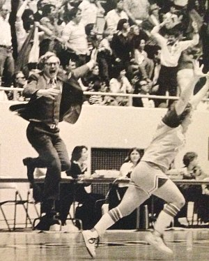 Roy Bowling showed some hops when Laurel County won its first state title in 1977.