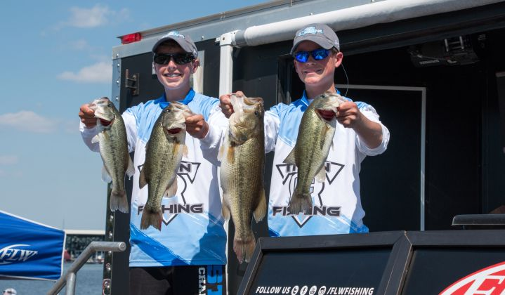 State bass fishing tournament history kentucky high for Bass fishing websites